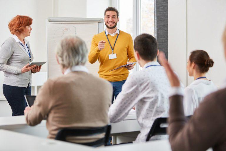 Die 3 häufigsten Fehler beim Blickkontakt mit dem Publikum