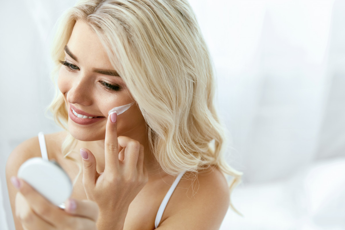 Schönheitstipps für straffe, geschmeidige Haut