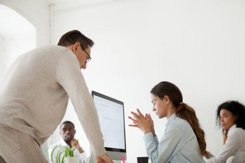 Kritik vom Chef – So verhalten Sie sich richtig