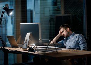 Burnout -  nur eine der Folgen von Arbeitssucht