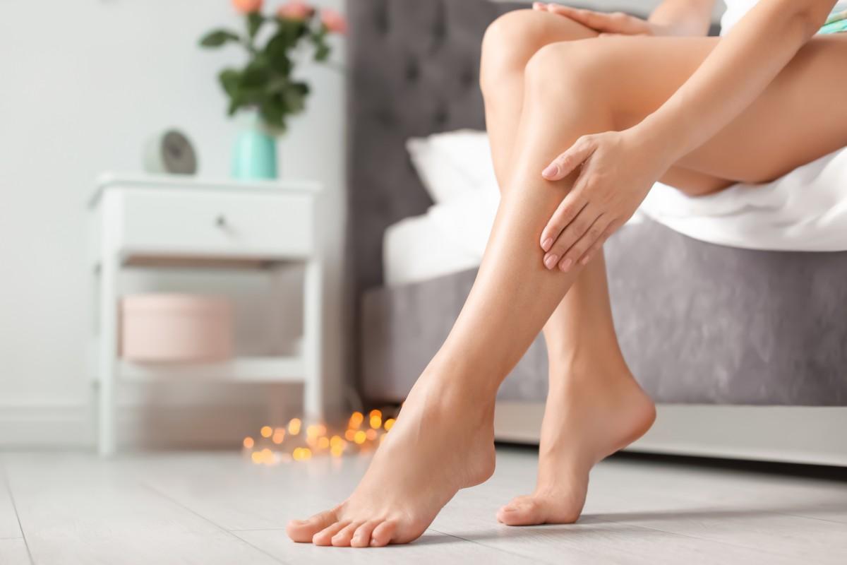 Tipps für schöne Beine