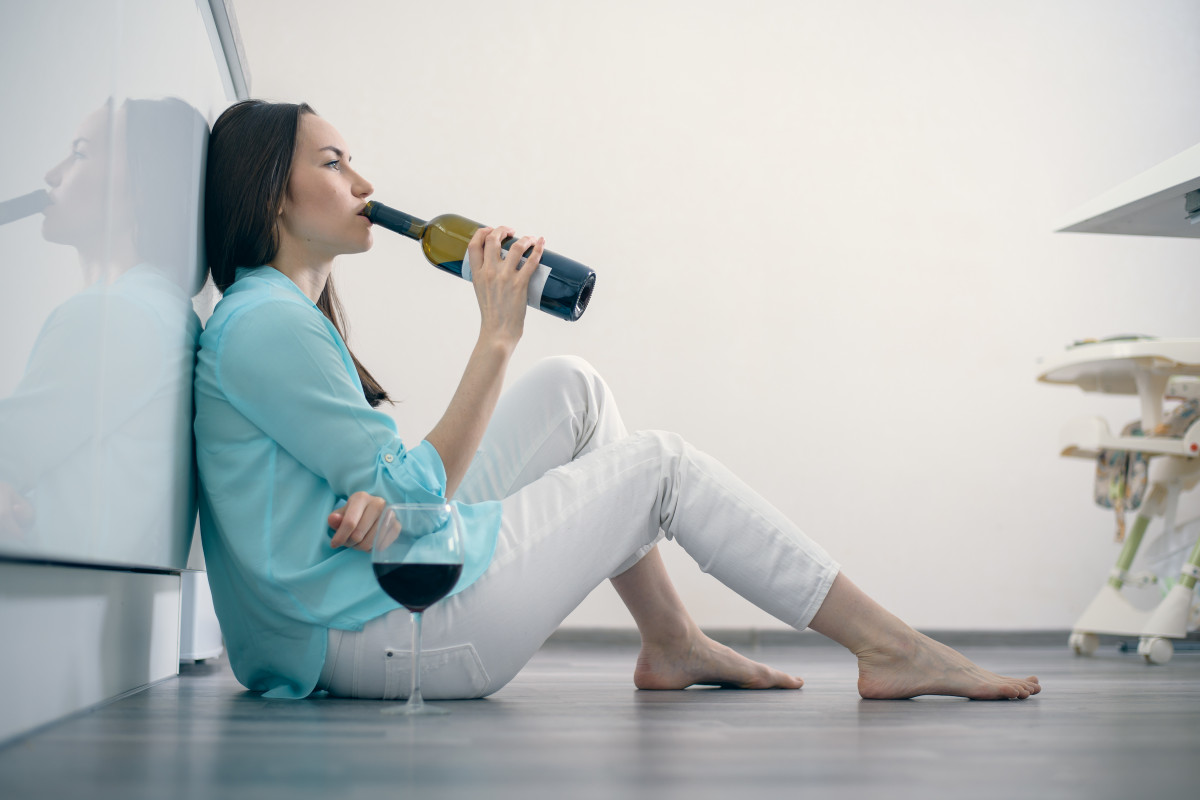 Hilfe, Alkoholprobleme!