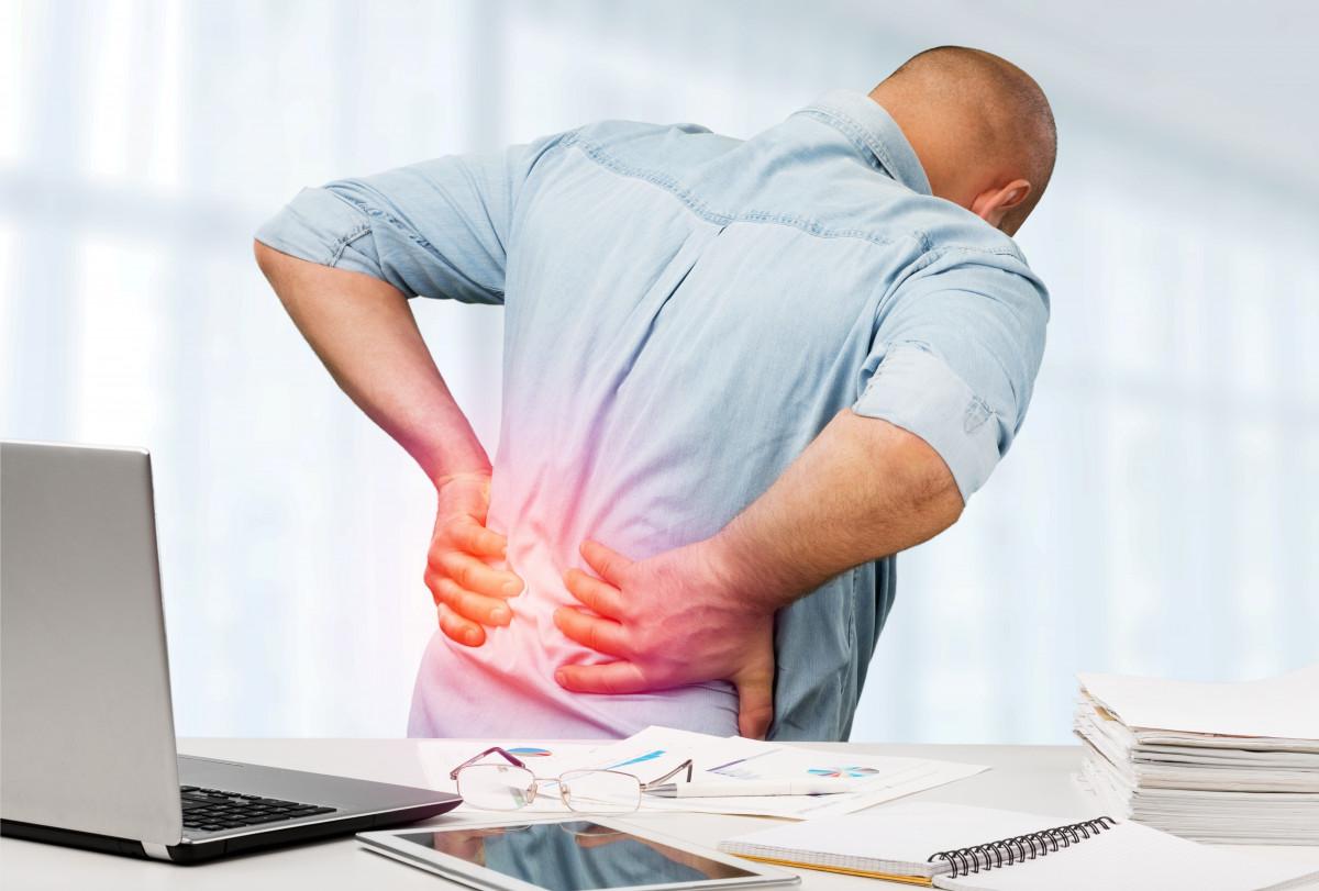 So vermeiden Sie Rückenschmerzen: Stress aus dem Weg gehen