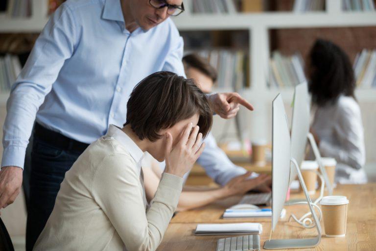 Umgang mit Kritik und Angriffen vom Chef