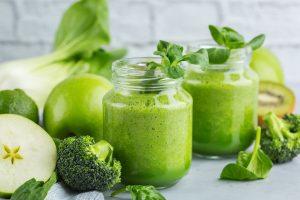 Trinken Sie grüne Smoothies: So einfach geht's!