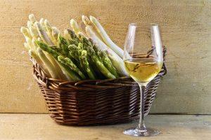 Welcher Wein passt zum Spargel?