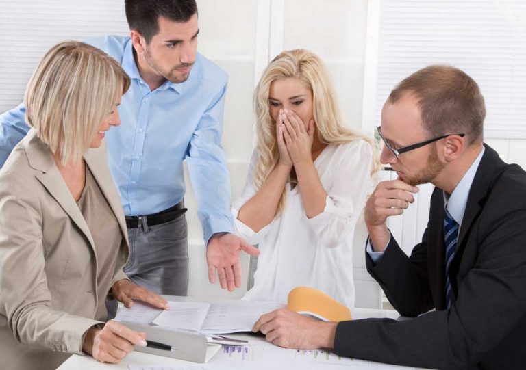 Konflikte im Team - Wie geht man damit richtig um?