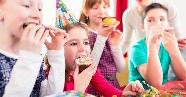 Tipps für einen stressfreien Kindergeburtstag
