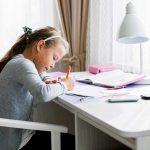 So schaffen Sie einen stressfreien Arbeitsplatz für Ihre Kinder