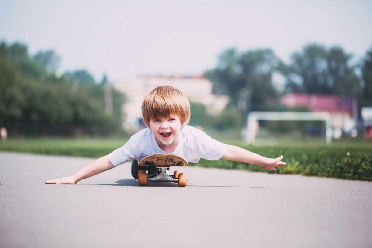 So wird Ihr Kind gerne Sport treiben