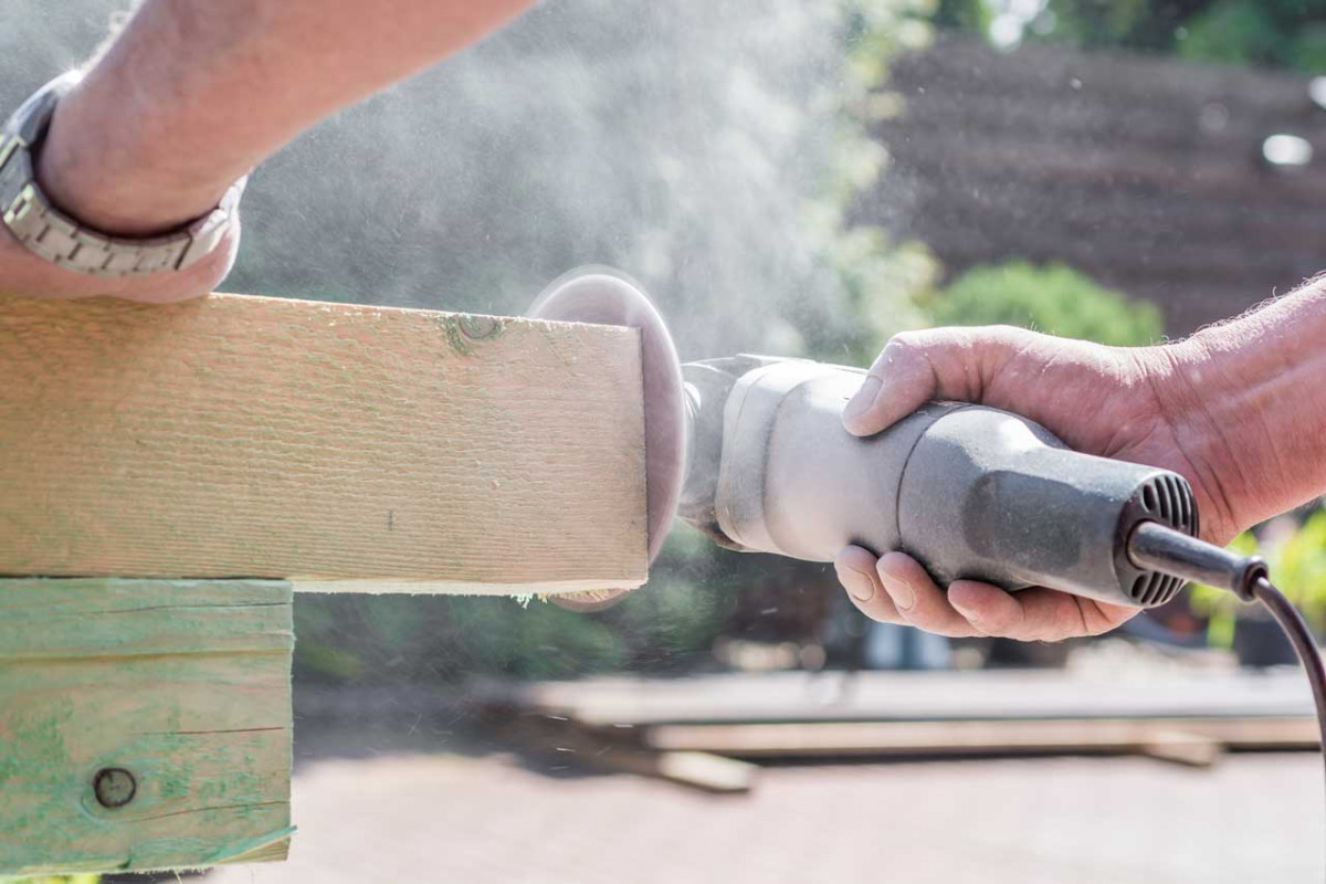 Sicherheitstipps für den Umgang mit Holzstaub