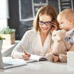 5 Gründe, warum Heimarbeit für Mütter keine gute Lösung ist