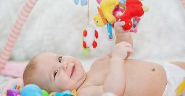 So können Sie die Sehkraft Ihres Babys fördern