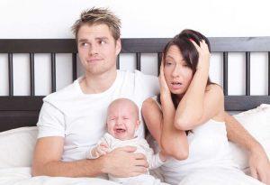 Ihr Baby hört nicht auf zu schreien? Das können Sie tun