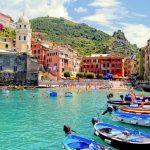 Mit dem Schiff an Italiens Küsten: Wichtige Vokabeln