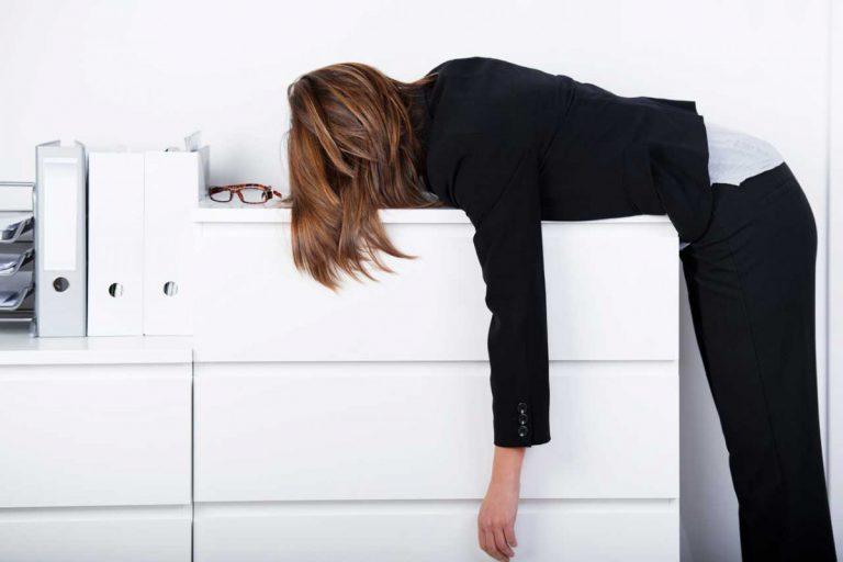 Vermeiden Sie die größten Stressfaktoren im Büro