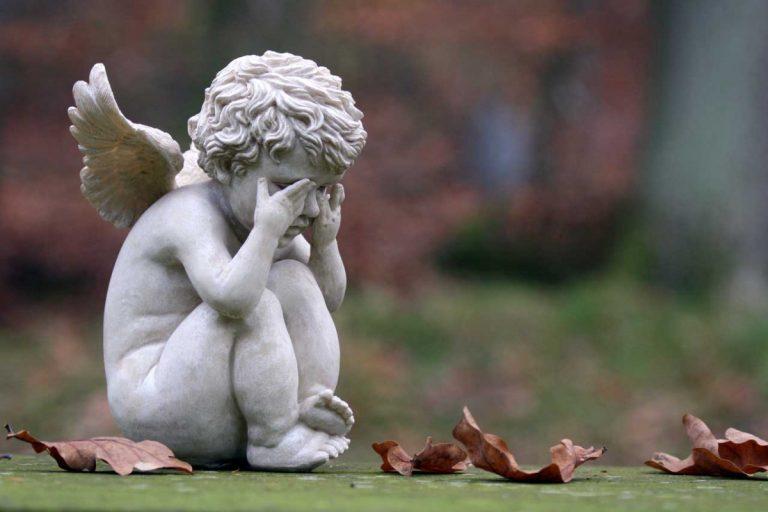 Gedenkseiten können beim Trauern helfen