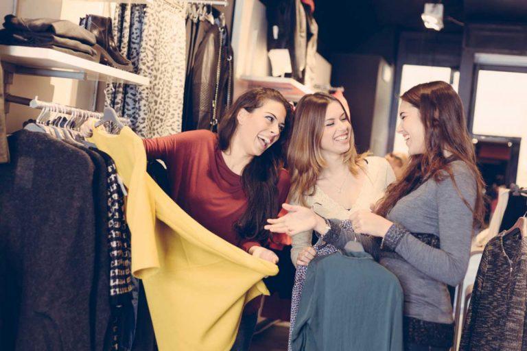So erreichen Sie ein positives Einkaufserlebnis