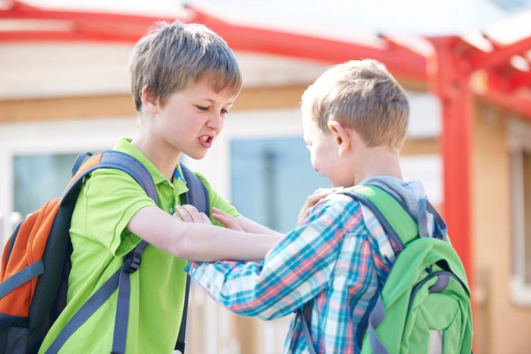 Beachten Sie diese Regeln im Streit zwischen Kindern