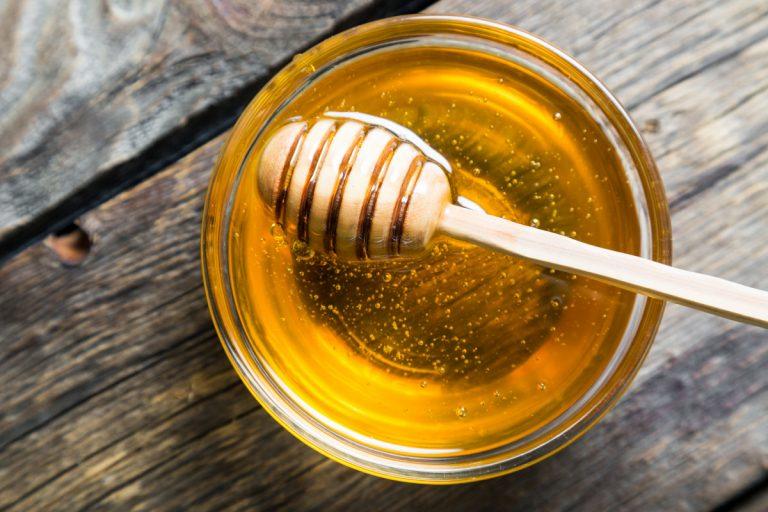 Nutzen Sie Honig als Heilmittel
