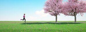 Tipps zum Sport im Frühling