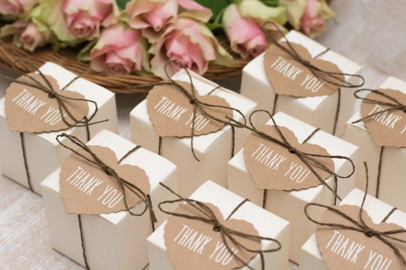 Denken Sie An Die Hochzeitsgeschenke Auch Fur Gaste Experto De