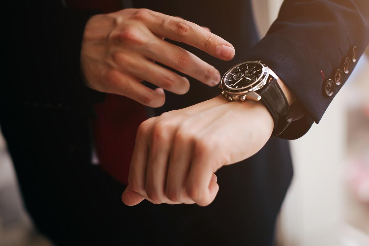 Wie Sie immer pünktlich sein können