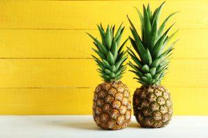 Ananas schützt das Herz und verblasst Altersflecken
