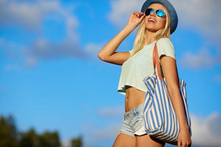 Bauchfrei tragen: So machen Sie es richtig!