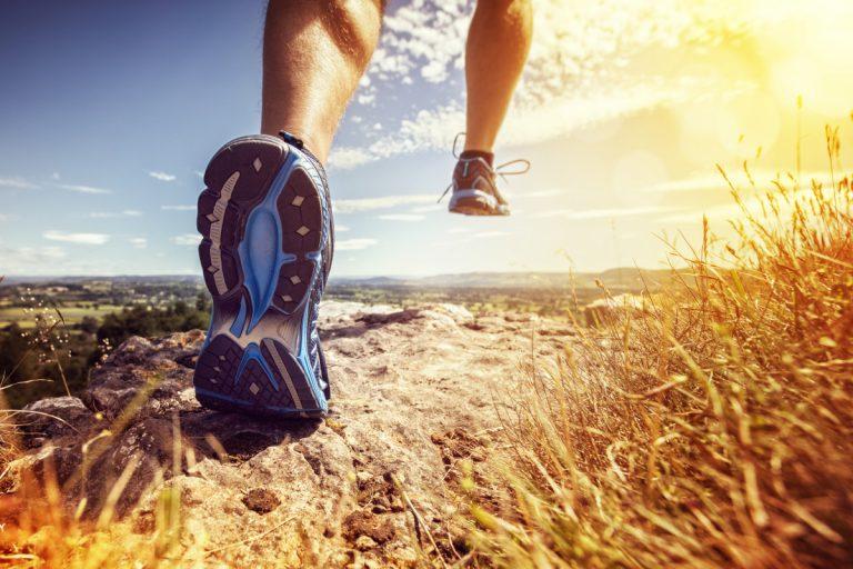 Joggen und Laufen – Sport ist gesund