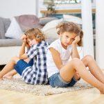 Der Streit zwischen Kindern: Was können Sie dagegen tun?