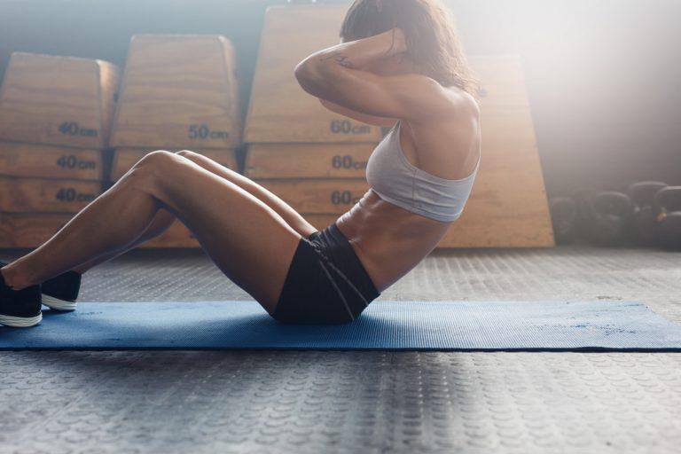 Wie Sie die Körperspannung trainieren können