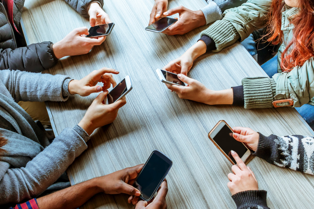 Nomophobie: die Top 20 der Zeichen, dass Sie Smartphone-süchtig sind