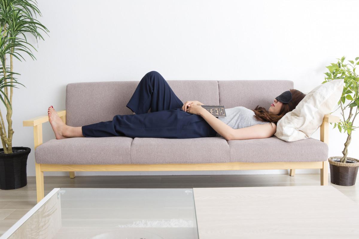 Mit einem Nickerchen können Sie Stress schneller abbauen