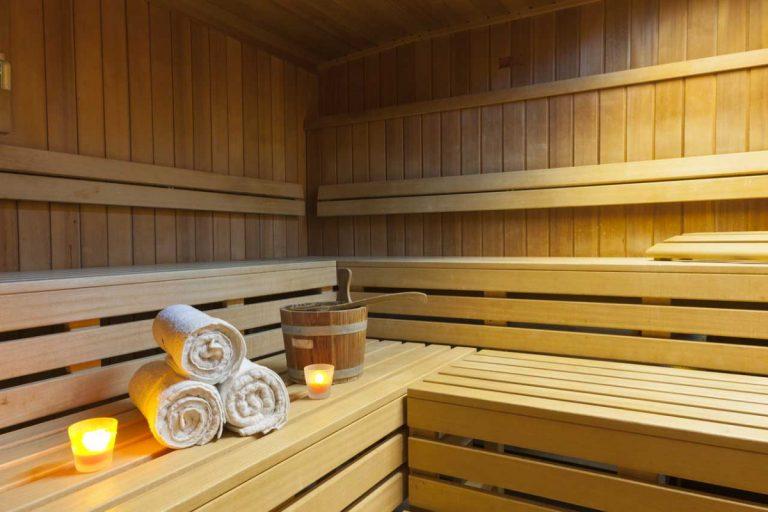 Sauna: Erholung für Körper und Seele