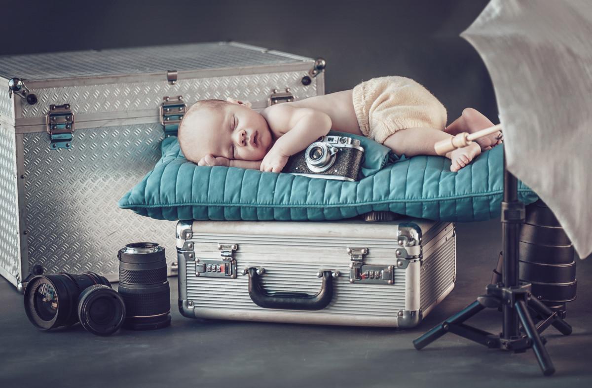 Babys fotografieren: So gelingt es