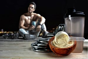 Fitness Shakes - Rezepte zum Selbermachen