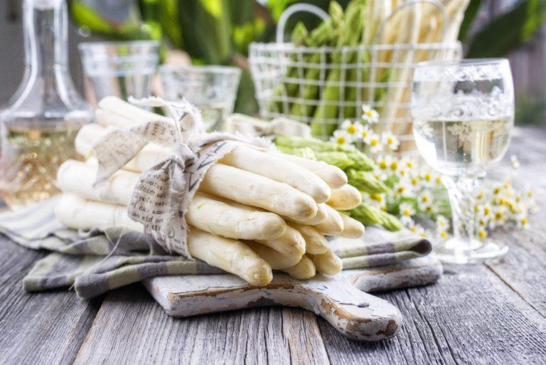 Wie Sie Spargel richtig kochen