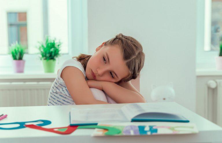 Kindlicher Stress – keine Zeit zum Spielen