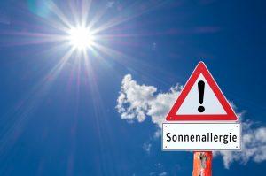 Sonnenallergie bei Kindern effektiv vorbeugen