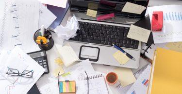 Büroorganisation – So bringen Sie Ordnung in das Chaos