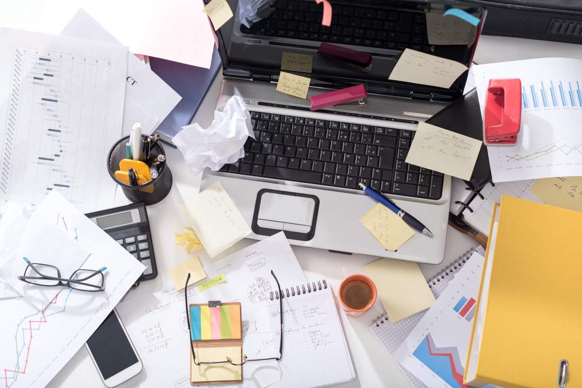Buroorganisation So Bringen Sie Ordnung In Das Chaos Experto De