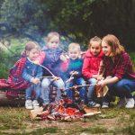Lagerfeuer – ein Highlight für Kinder