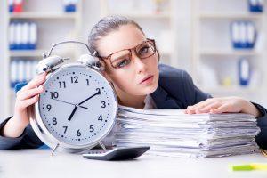 Selbstmanagement: Würden Sie gerne Zeitdruck vermeiden?