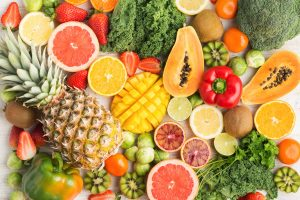 Basis für ein gesundes Leben – eine vitaminreiche Ernährung