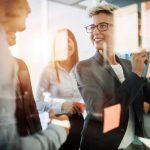 Mit einer guten Unternehmensstrategie die Firma zum Erfolg führen