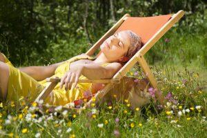 Tipps für gesundes Sonnen