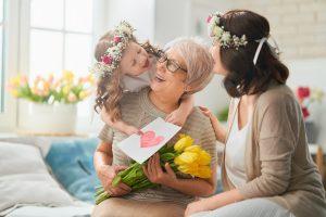 Zum Muttertag: Gedichte und Lieder zum Vortragen und für Kartengrüße