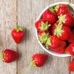 Erdbeerzeit: Bastelzeit mit tollen Motiven