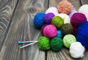 Tolle Ideen zum Basteln mit Wolle